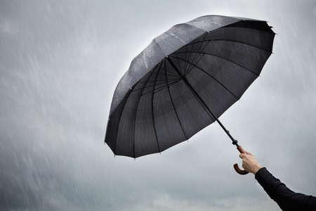 Regen Standard-Bild - 14322696