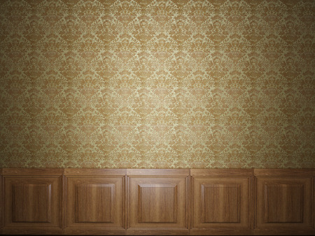 wood panel wallpaper Banco de Imagens - 35394986
