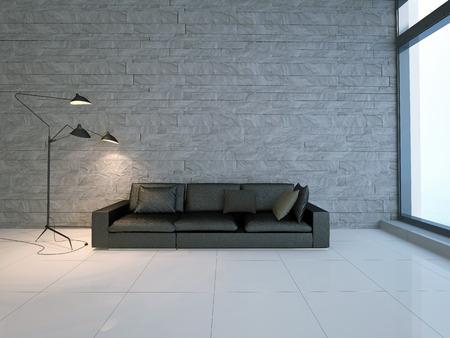 kanapa: lekki i kanapa w pokoju