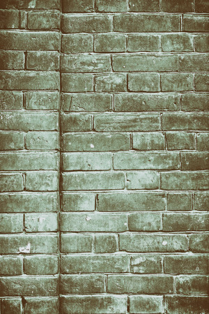 concrete surface finishing: old brick wall texture lines block vintage