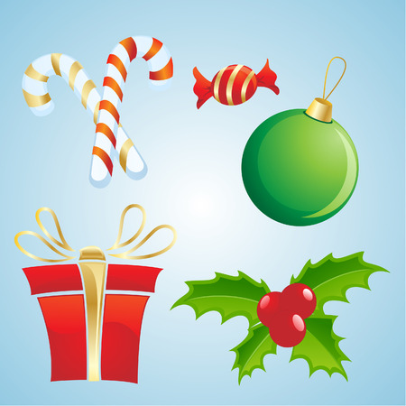 rnart: christmas decorations