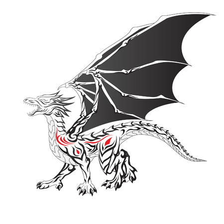 Dragon Stock Vector - 7839529