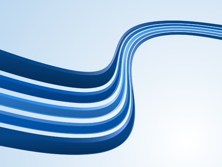 Blue Wave Çizim