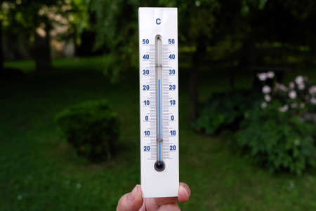 wheater: Thermometer