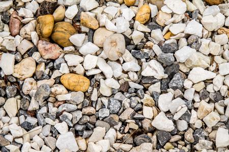 Construction debris as a background close-up Фото со стока