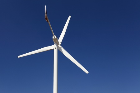 Re-newable Energy - Wind Turbine photo