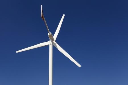 Re-newable Energy - Wind Turbine photo