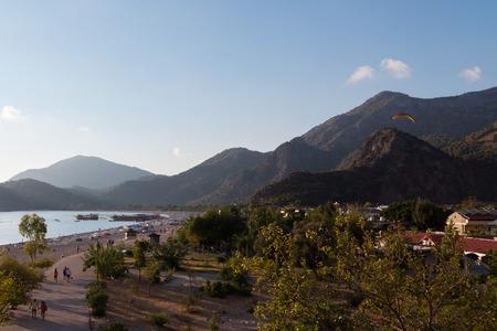 oludeniz: Oludeniz resort, Turkey  Stock Photo