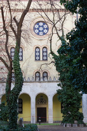 synagogue: Great Synagogue, Budapest Editorial