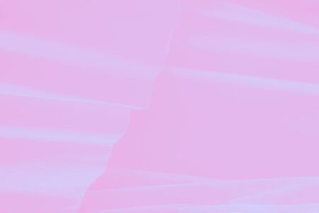 Pale light pink gradient background with waves