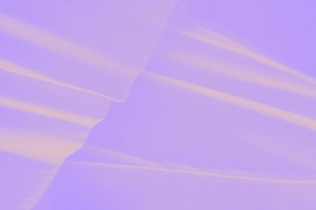 Pale light violet gradient background with waves