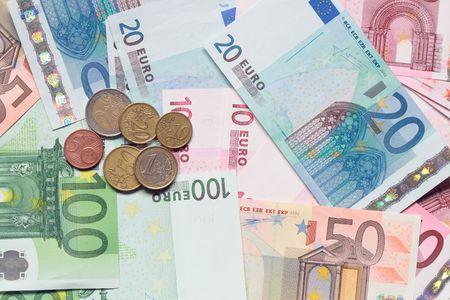 european union currency: Fondo de varias divisas de Uni�n Europea