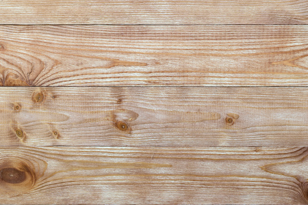 The surface of the wooden table isolated on a white background.