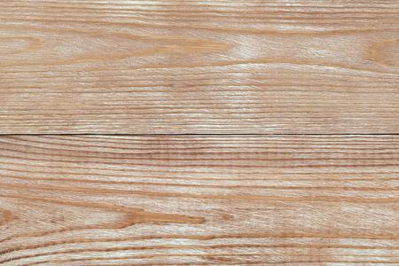 Fondo de dos paneles de madera clara teñidos con composición protectora. En blanco para el diseño. Foto de archivo