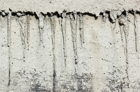 lasting: Detail of a concrete wall.Background.