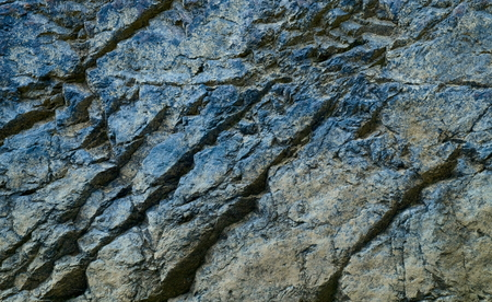 The surface of the rock.Natural background. Standard-Bild