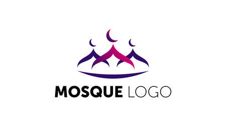 mosque. dome of the mosque abstract symbol. 免版税图像 - 150831743