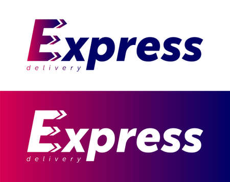 Delivery Logo Template. QUICK DELIVERY LOGOTYPE DESIGN...