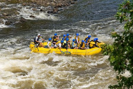 rafting boat Stock Photo - 253944
