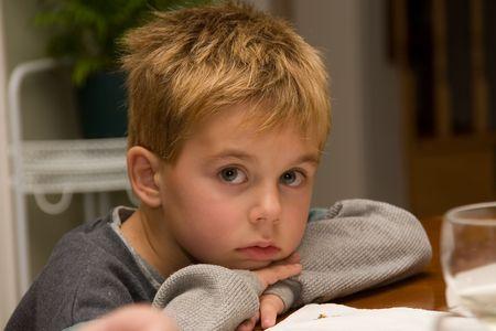 children 01 kr. 免版税图像