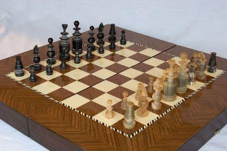 chess 07. Stok Fotoğraf