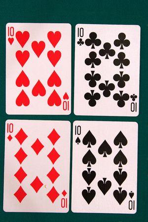 notions: todas las tarjetas de 09 # 10.  Foto de archivo