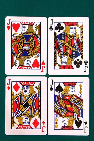 notions: cards all 10 #jack. Editorial