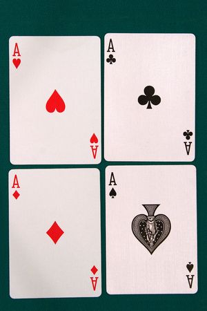 four of a kind: cards all 13 #ace.
