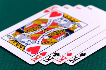 cards four or two card 02 kings.