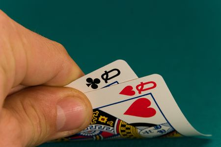 cards four or two card 08 queens.