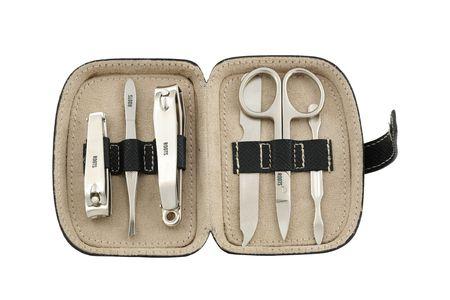 bodycare 001 manicure set. Stock Photo