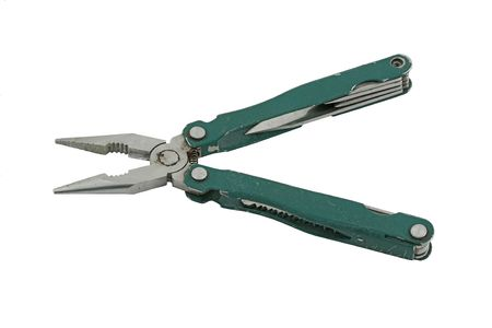 tools 001 pliers isolated