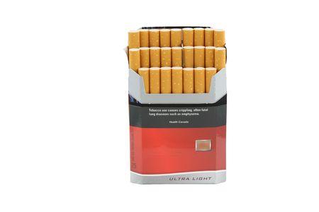 inhaled: smoke 10 cigarette pack.