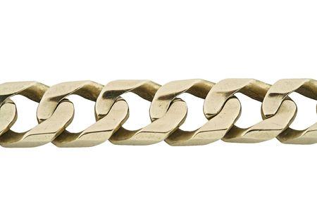 jewelery 016 gold bracelet isolated.