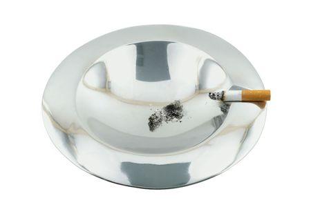 smoke 05 ashtray. Stock Photo - 356227