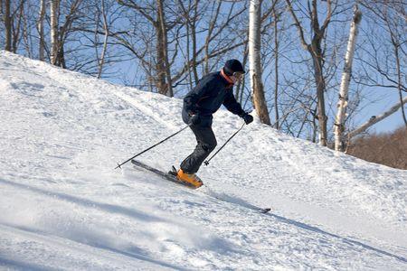 ski 011 downhill.