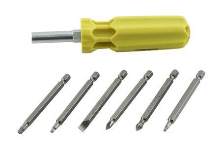 tools 011 screwdriver. Stok Fotoğraf