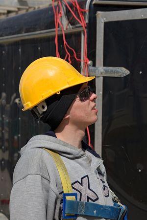 construction people worker 版權商用圖片