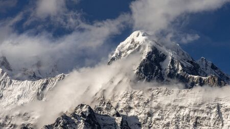 Nepal, Annapurna. Mardi Himal trek.