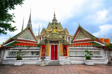 po: Thailand  Bangkok  Wat Po Editorial