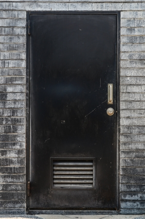 black doors  photo