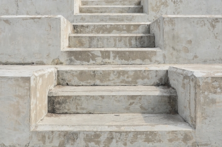 Concrete Stair  photo