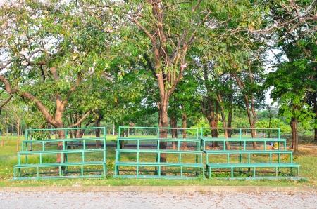 grandstand: Verde Tribuna