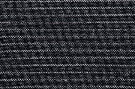 black and white stripe fabric texture Stock Photo - 22169693