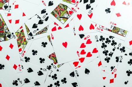 deck of cards photo