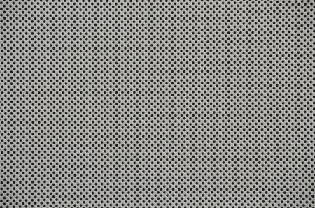 dot pattern of metal mesh filter Banque d'images