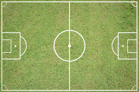 lay-out: Soccer field layout