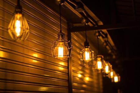 decor: Vintage Lighting decor