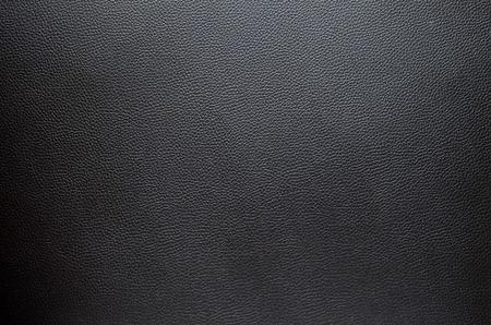 Textura de cuero negro Foto de archivo - 43667200