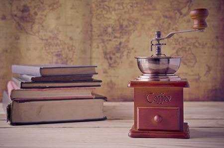 grinder: Coffee grinder